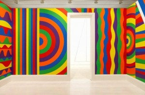 LEWITT, SOL_WALL DRAWING #1091_2003