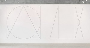 LEWITT, SOL_WALL DRAWING #303_1977