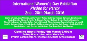 IWD EXHIBITION INVITE