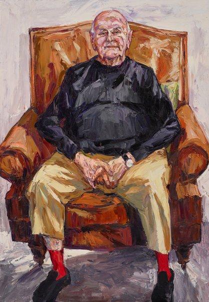 Harding_N)John Olsen AO, OBE